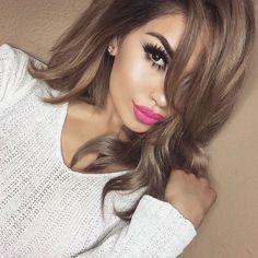 Light brow color