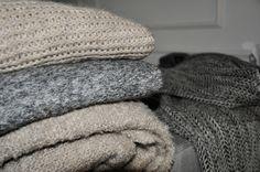 cozy knits bynamesakke