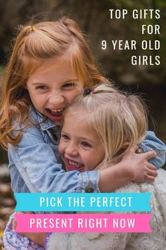Pick the best presents for 9 year old girls. This gift list has awesome toys, products, crafts and more for 9 year old girls on your gift list. Shopping for this tween girl age has never been easier because this guide is amazing! Top Christmas Presents, 9 Year Old Christmas Gifts, Tween Girl Gifts, Tween Girls, Toys For Girls, Best Birthday Gifts, Birthday Gifts For Girls, Top Gifts, Best Gifts