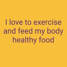 I love to exercise and feed my body healthy food.  #Happy #Monday #TGIM #Instagood #PhotoOfTheDay #QuoteOfTheDay #Quote #Fitspo #Fitfam#Fitness#InstaFit #InstaFitness#IGFit #IGFitness #Legday #Squats #Workout #Gym #Training #Cardio #WeightLoss #Dedication #Motivation #Success #Fit #Entrepreneur #Inspiration#GetHealthyAndFitNow #GHAFN #BeastMode