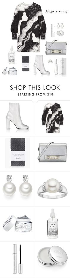 """""""Magic evening"""" by kristinrvk ❤ liked on Polyvore featuring Barneys New York, Chloé, Chico's, Proenza Schouler, Herbivore, Zelens, John Lewis, Issey Miyake, stylish and magic"""
