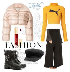 """Winter Essentials"" by xx-adda on Polyvore featuring endless rose, RED Valentino, Puma, Off-White, Apt. 9, Winter, booties, cozy and fashionset"