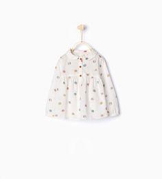 Image 2 of Hedgehog shirt from Zara