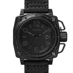 Tsovet Series 4 SVT-AX87...#ClassicBlack #Timepieces #WatchLuv
