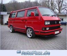 Volkswagen Caravelle T3 Multivan