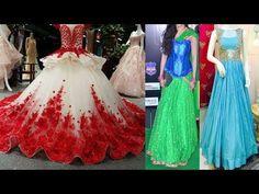 9c12c6ec97 Latest Party Wear Dress Designs For Girls 2017 | Frocks | Anarkali Dress |  T. F.