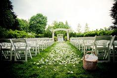 garden-wedding-ceremony-flower-petal-aisle