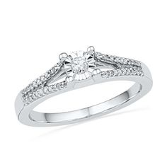 Sterling Silver Round Diamond Promise Ring (0.08 CTTW) 7 Continents http://www.amazon.com/dp/B00KL5TH0I/ref=cm_sw_r_pi_dp_eQWQtb1WF0H3KBPY