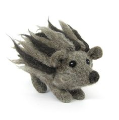 Joe's Toes - Hedgehog Needle Felting Kit