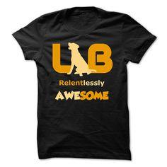 LAB Relentlessly Awesome (Tan)! #labrador #labradorretriever #labradorable #labradorpuppy #ilovemydogs
