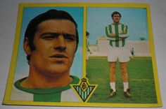 CROMOS DE FUTBOL IRIZAR REAL BETIS BALOMPIE(SIN PEGAR)LIGA ESTE 1972-1973/72 73