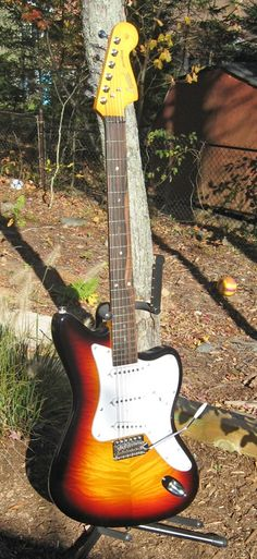 Jazzcaster Custom