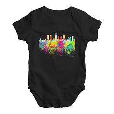 Los Angeles Skyli...  http://twistedenvy.com/products/los-angeles-skyline-ink-splats-baby-unisex-baby-grow-bodysuit?utm_campaign=social_autopilot&utm_source=pin&utm_medium=pin   Shop for Amazing Art  Show your Creative side.  #Twistedenvy