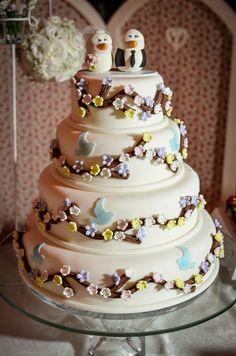 Wedding Cake   Inspiration brought to you by Astra Bridal   www.borrowedandblue.kiwi