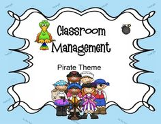 Classroom management - forms, logs, printables - in a Pirate theme Includes: 3 Reading Logs 9 Grade Recording Sheet Class Contact Information Pare. Future Classroom, Classroom Themes, Classroom Resources, Teacher Created Resources, Teaching Resources, Teaching Ideas, School Themes, School Decorations, School Ideas