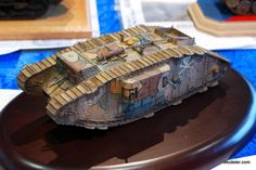 Scale Modelworld 2014 – Part 8 (1/35 scale armour & diorama contd.) | iModeler