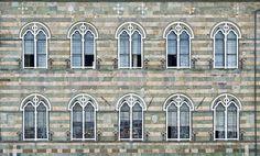 The secret language of Lungarni's facades