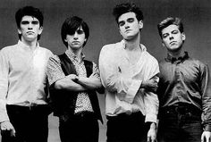 The Smiths http://youtu.be/_U5HpeA_WSo