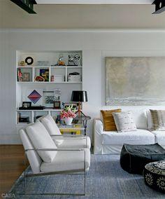 Apartamento de Celso Freitas / Paula Magnani