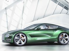 Bentley EXP 10 Speed 6 Geneva Motor Show 2015 - Business Insider