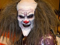 25 Exceptional Scary Clown Pictures
