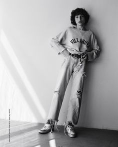 "113k Likes, 2,559 Comments - Finn Wolfhard (@finnwolfhardofficial) on Instagram: ""@i_d magazine is out in London! Go pick It up cuz this was one of the best sessions I've ever done…"""