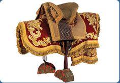 18th century portuguese saddle