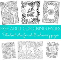 http://www.muminthemadhouse.com/2015/04/19/free-colouring-pages-for-adults/