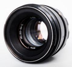 58 mm Lens Helios 44 2 f/2 for Pentax M42 42 mm same as Biotar full frame #Zenit