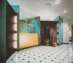 """From """"Commercial Interiors International"""" (1986)"""