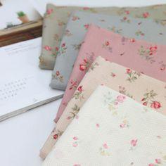 4Color Antique Mini Rose Series Korean Quilt Fabric   eBay
