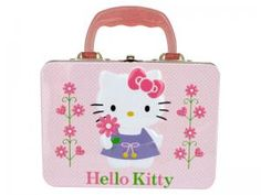 Hello Kitty Frühstücks Box