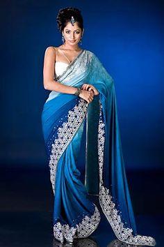 Sari by Satya Paul