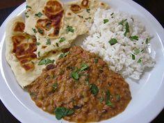 Dal Nirvana – creamy spiced lentils #vegetarian – includes cream