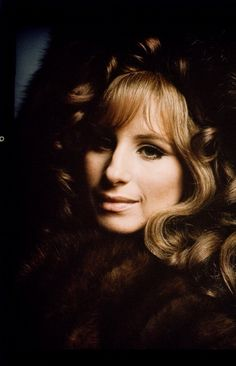 "Barbra Streisand ""On a Clear Day You Can See Forever"" 1969."