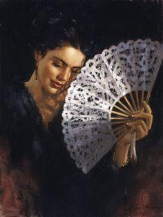 richard johnsons art | Richard Johnson Art--The Battenburg Fan Richard Johnson Limited ...