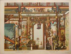 Schreiber - Japonaise room background