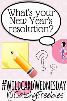 For our first #WildcardWednesday giveaway of 2016, what's your New Year's resolution? Tell us for your chance to win a sample!