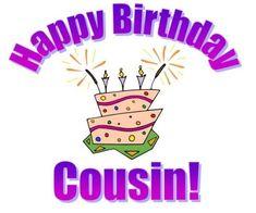 1000 Cousin Birthday Quotes On Pinterest 22518