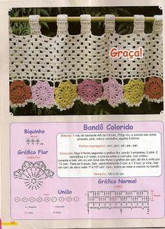 Puntilla floral
