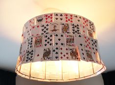 Cute idea for a game room light : Bachmans 2014 Holiday Ideas House