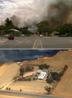 Pożar w Australii wymknął się spod kontroli. Pogoda nie sprzyja akcji gaśniczej - http://tvnmeteo.tvn24.pl/informacje-pogoda/swiat,27/pozar-w-australii-wymknal-sie-spod-kontroli-pogoda-nie-sprzyja-akcji-gasniczej,186657,1,0.html