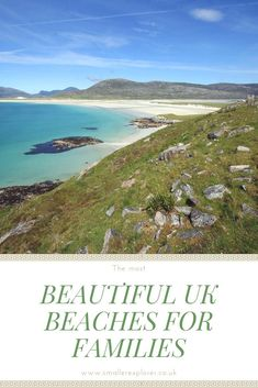 There's none of the usual suspects in here (sorry Blackpool) but these beautiful UK beaches are some of the best to visit with the family. Best Uk Beaches, Best Family Beaches, Family Adventure, Adventure Travel, Fiji Travel, Beach Travel, Lanai Island, Visit Uk, British Seaside