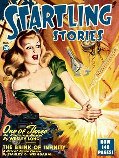 Startling Stories - March 1948
