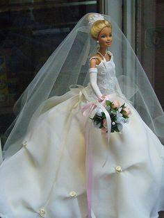 Barbie novia | por virgirm