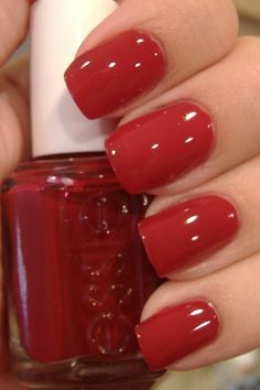 Love Essie nail polish