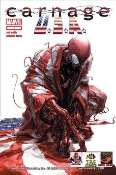 (Marvel) Carnage Comic Cover - Imgur