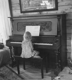 The Cable Company- Wellington 1915 upright piano.  Modeled by Abby Grace, 2016 :-)