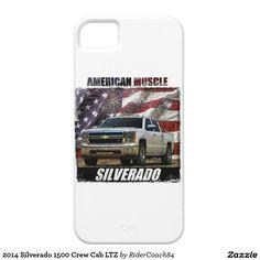 2014 Silverado 1500 Crew Cab LTZ iPhone SE/5/5s Case