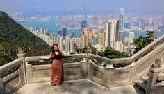 Oh hey Hong Kong! 🌏🏯😍